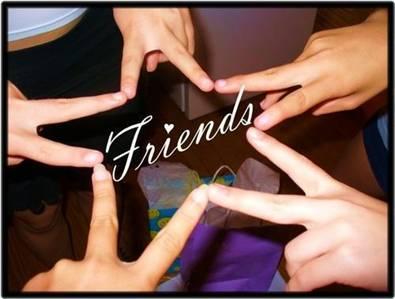 Teman adalah orang-orang yang seperjuangan dengan kita.